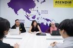 Asendia Singapore Meeting