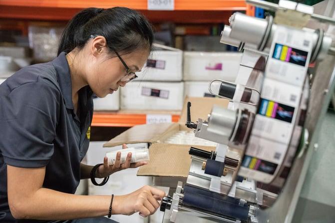 Asendia Singapore working details